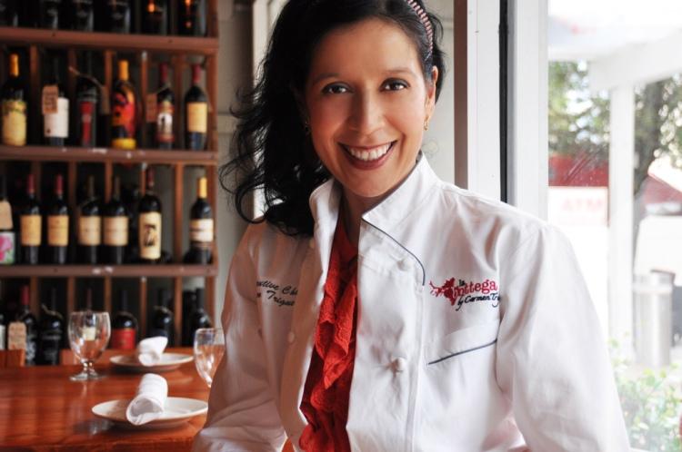 Chef Carmen Trigueros