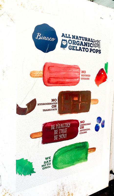 gelato pops