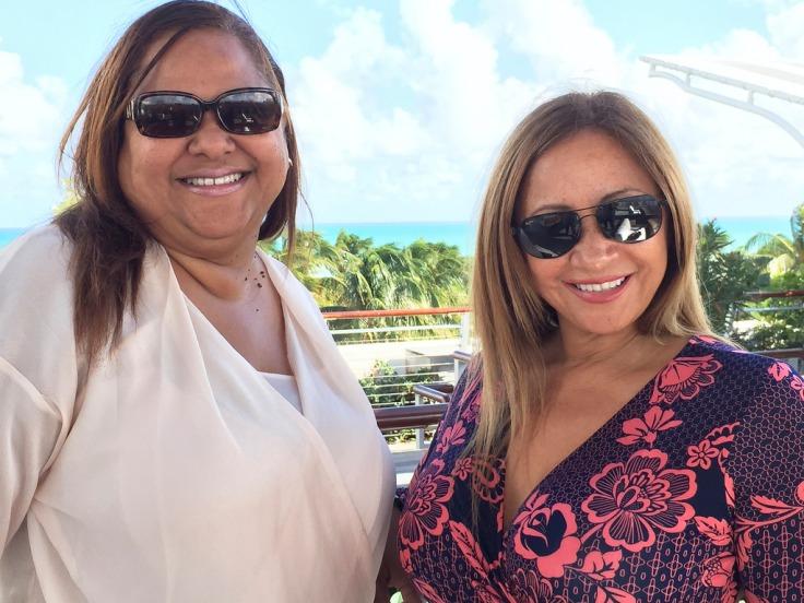 Marilyn Barrera & Miriam Torres