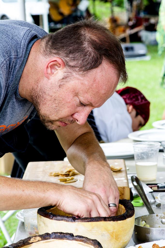 Michael Reidt, Chef and Consultant, Pilgrim