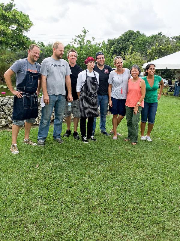 Chefs & Judges