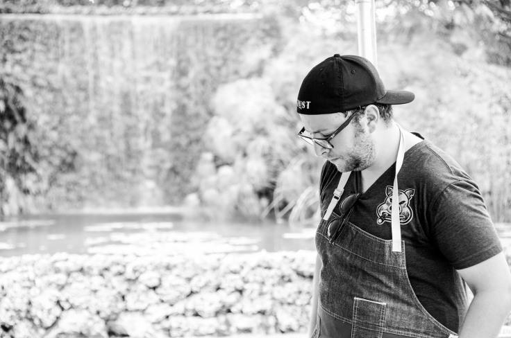 Pablo Zitzmann, Chef de Cuisine- Trust and Company