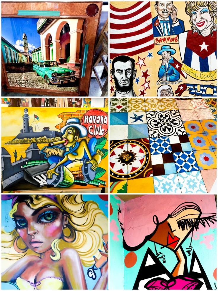 Art in Calle Ocho