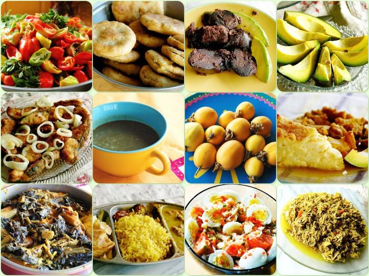 Grenada Food