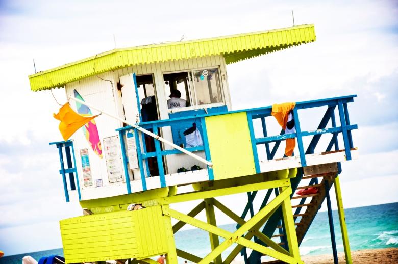 Ocean Rescue Station