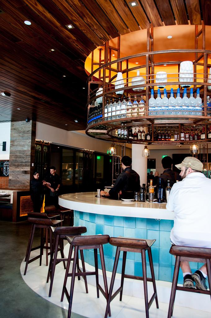 Ultra-modern Bar