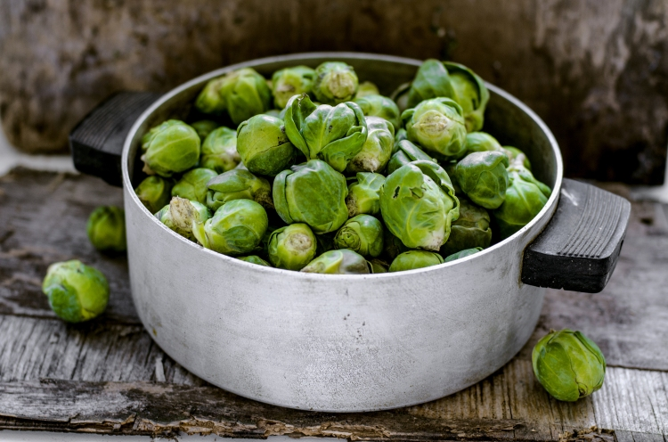 brussel sprouts by Gorbenko Olena 2