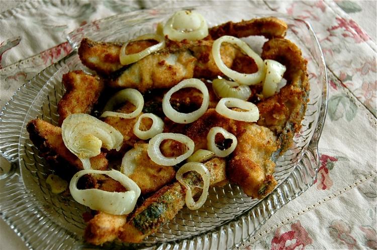 Lera Fornune's Fried Fish