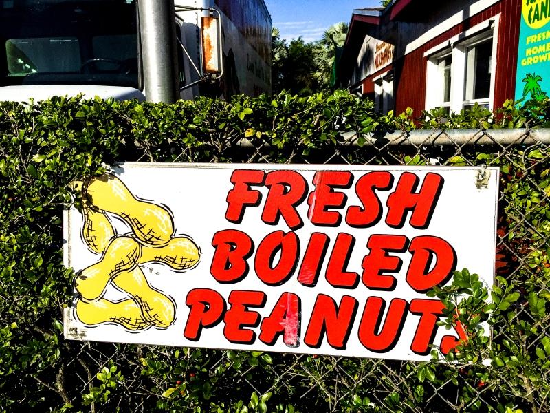 peanuts boiled