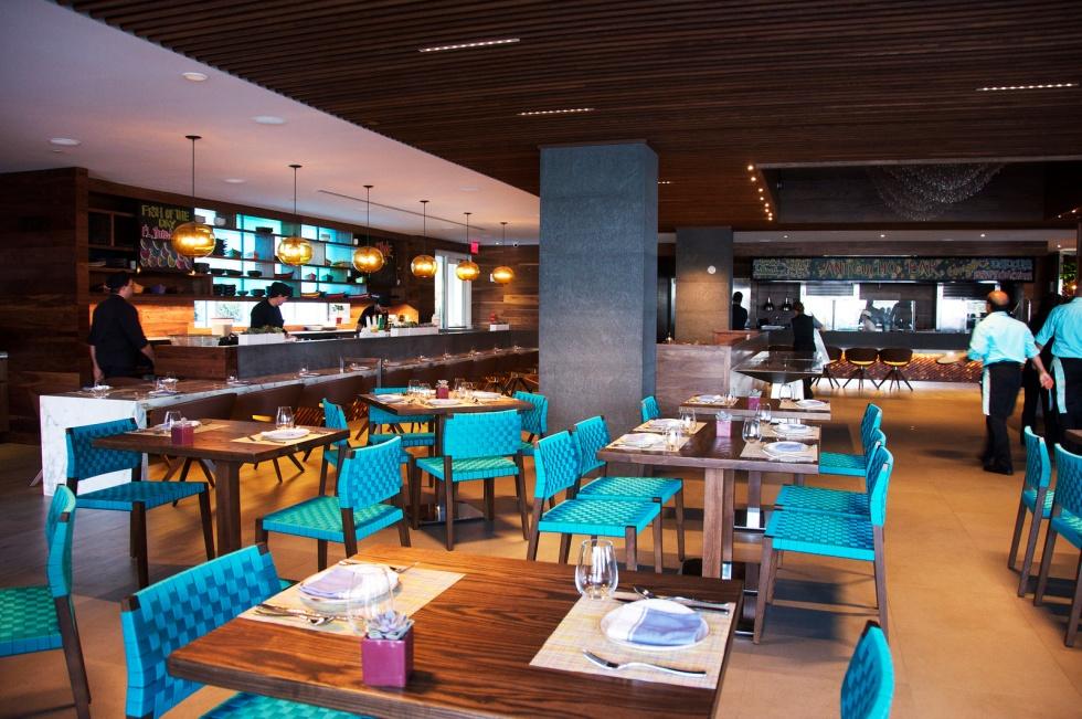 la mar restaurant miami