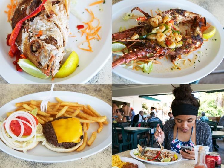 Lighthouse Cafe Food