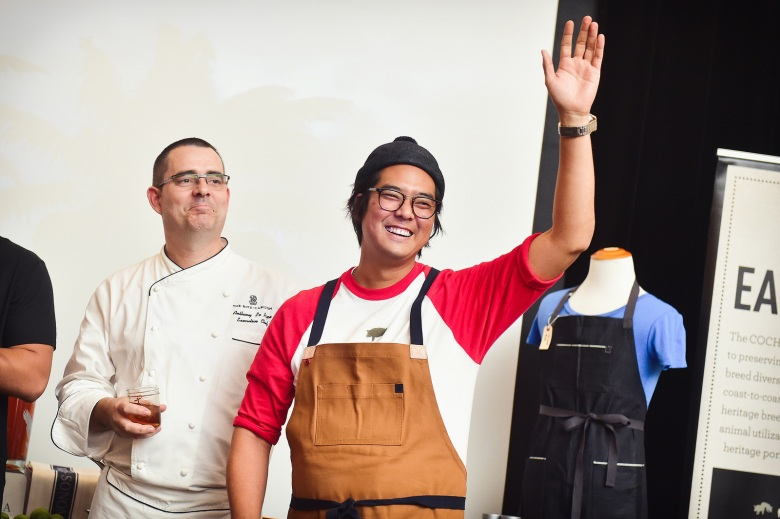Congratulations to Chef Diego Oka of La Mar by Gastón Acurio !