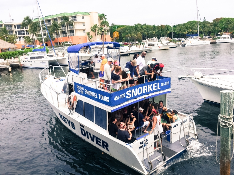 Key Largo is considered one the top Dive Capitals of the World