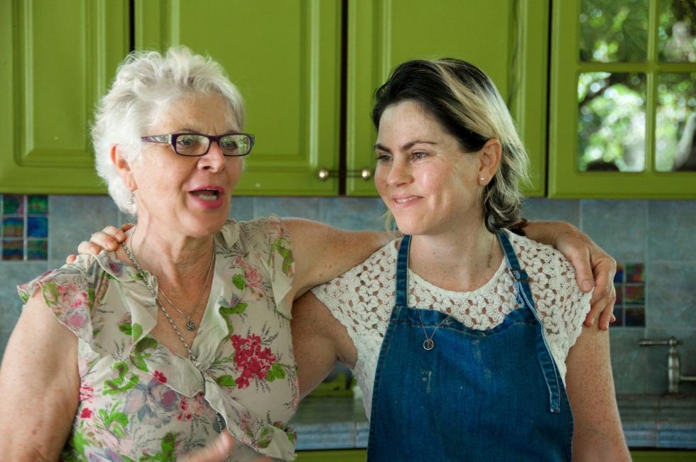 Gabriele Marewski and Chef Sabrina