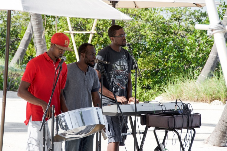 Live Caribbean music