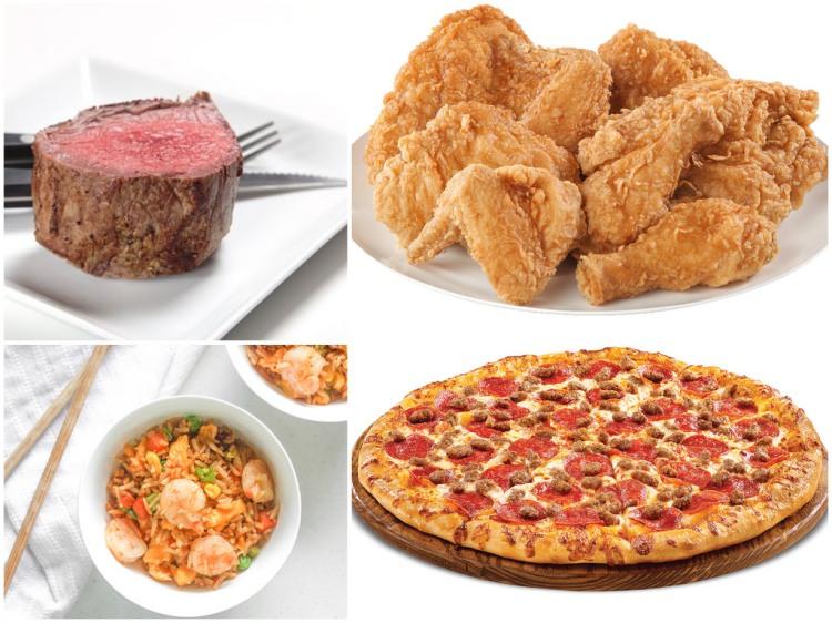 The foods I adored