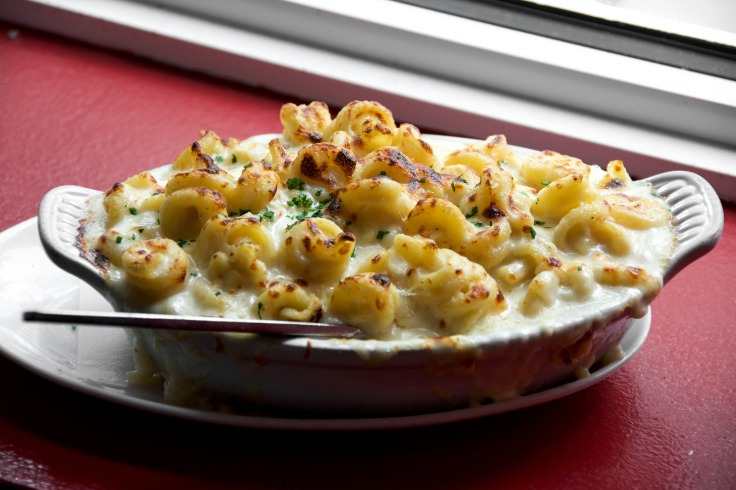 Four Cheese Macaroni & Cheese